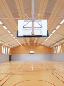 Gymnase | Berthenay | Tour(s)plus
