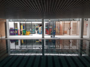 Piscine et Foyer Alouette | Joué Les Tours