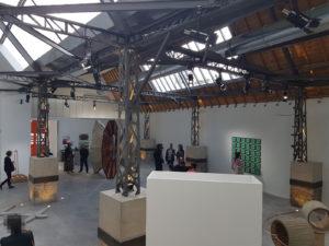 Salle d'exposition | Amboise