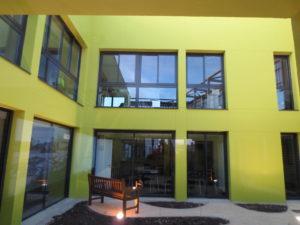 Chaufferie bois pour le lycée agricole | Chateauroux | Conseil Régional du Centre