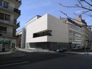 Caméo Tours - Breust Chabrier Architectes