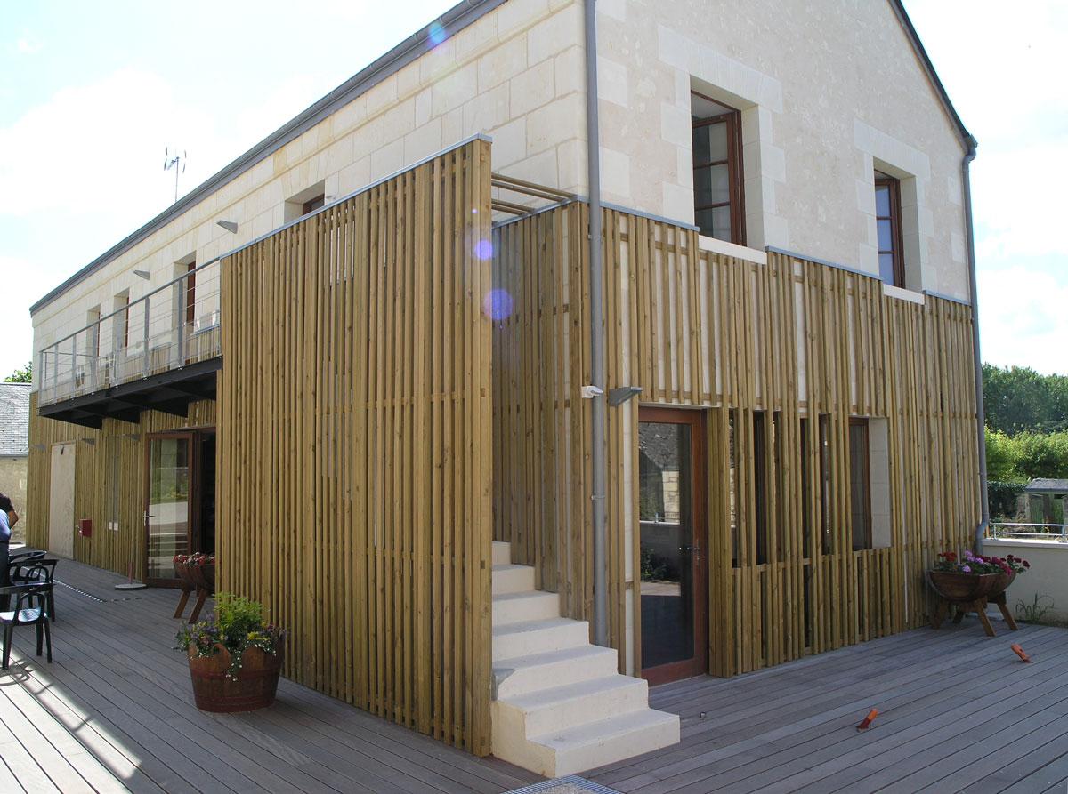 Dernier commerce - Restaurant - Logements | Saint Patrice | Communauté de Communes Touraine nord ouest