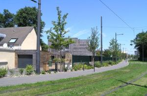 Maison d'habitation BBC | Joué Les Tours | Lycée Jean Monnet