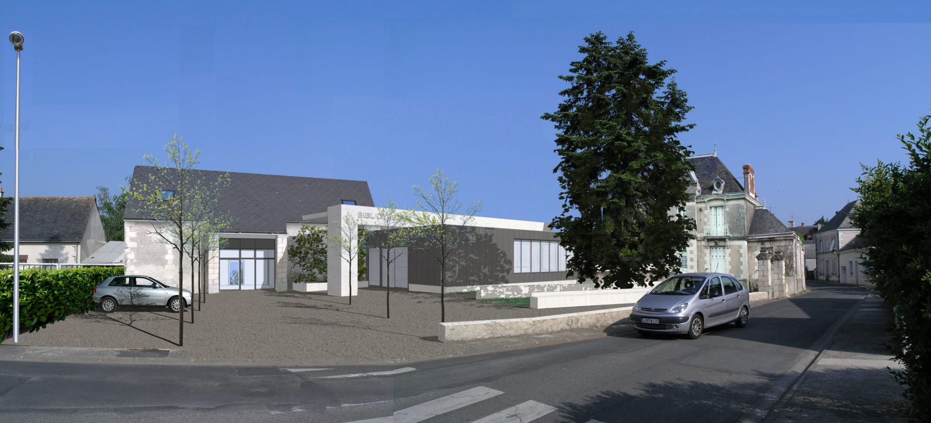 Médiathèque | Sorigny | Commune de Sorigny