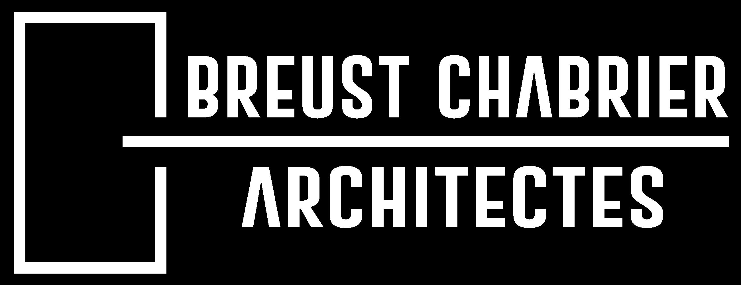 BREUST | CHABRIER | ARCHITECTES DPLG